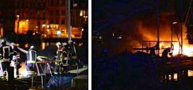 Flensburg Brand