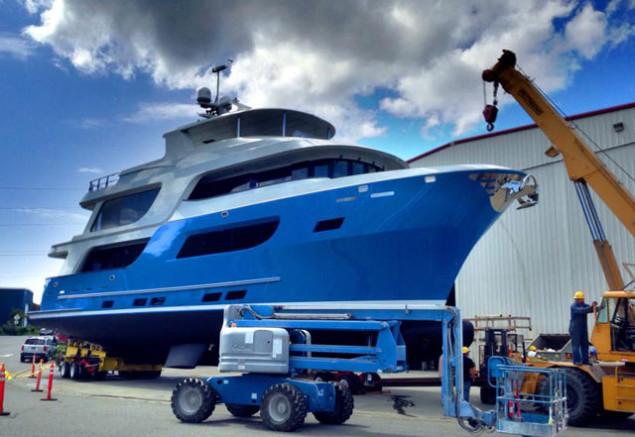 (Noch) stolzes Schiff © yachtvid