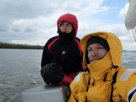 Flussschiffer ©Johanna und Michael Hempt