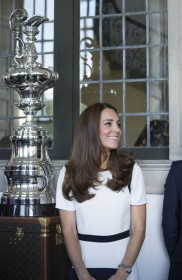 America's Cup Prinzessin KAte