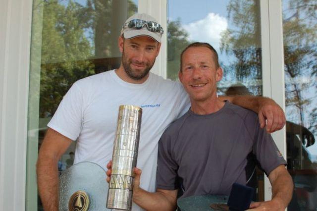 Hubert Merkelbach und Markus Koy sind Europameister © Gabor