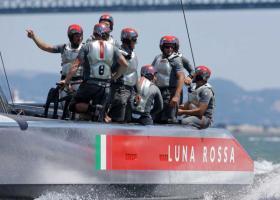Luna Rossa Silver Bullet