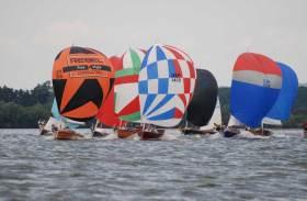 Nicht nur für P-Boote das Paradies schlechthin: Der Dümmer © Wettfahrtgemeinschaft Dümmer