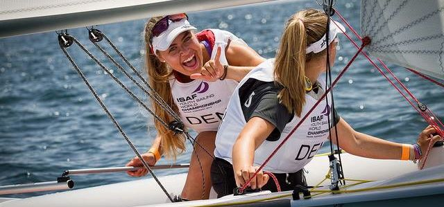 ISAF Youth Worlds