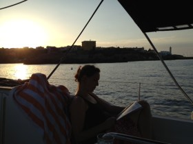 Segel Sommertörn Italien Neapel
