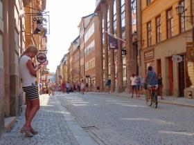 "Stockholm ""Capital of Scandinavia"".  © Max Lessner"