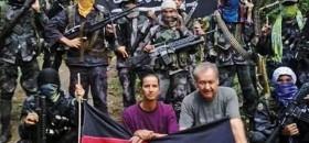 Stefan O. (74) und Henrike D. (55) in den Händen der philippinischen Abu Sayyaf Gruppe.