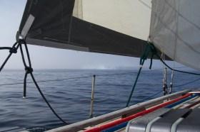 So fern und doch zu nah: Eisberg am Horizont © villiger/fichtinger