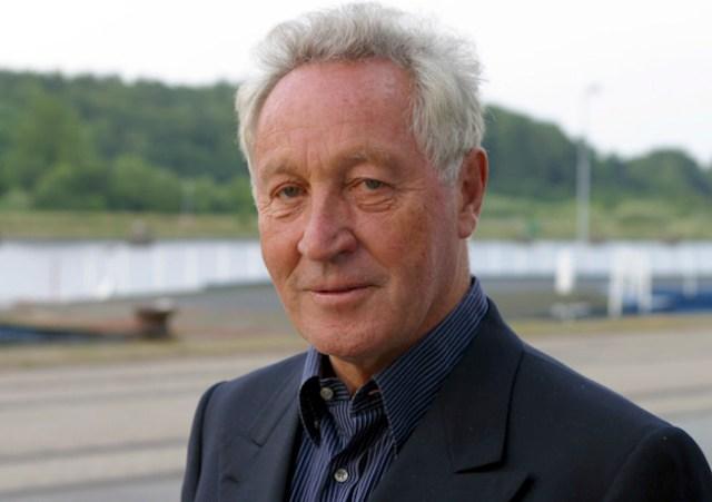 Der jetzt verstorbene Ex-Arbeitgeberpräsident und UCA-Eigner Klaus Murmann im Jahr 2002.  ©Daniel Forster