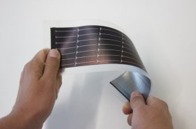 Flexible Solar-Panels machen's möglich © solarsails