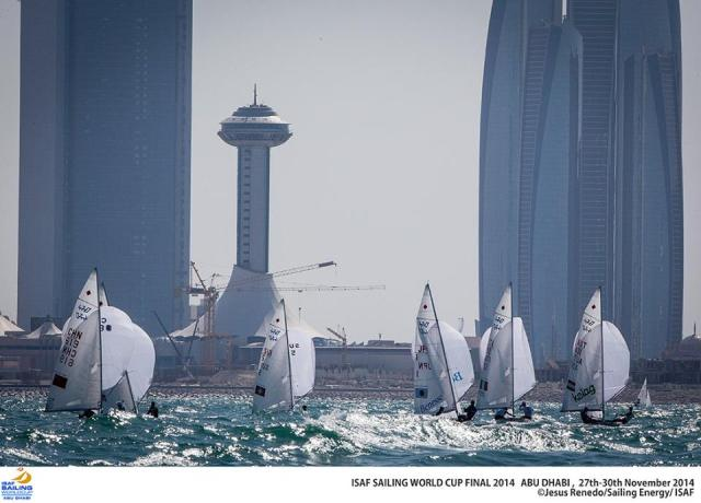 Abu Dhabi ISAF Final