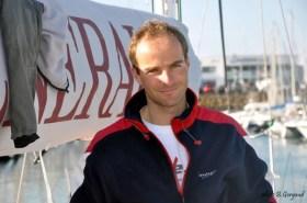 Der geschasste Navigator Nicolas Lunven.