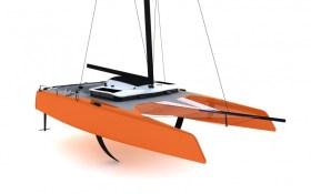 Schnellster Cruiser-Racer aller Zeiten © gunboats