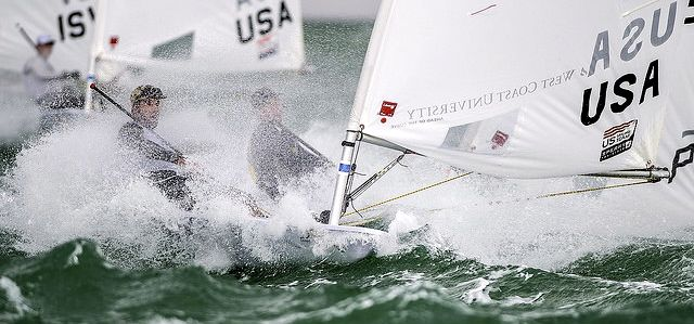 Miami World Cup, Laser