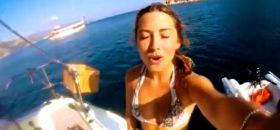 Skippers Freundin Elayna