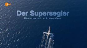 Ankündigung einer ZDF Reportage im letzten Herbst © ZDF