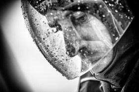 Die Helme mit den Visieren werden wieder gebraucht. © Amory Ross / Team Alvimedica / Volvo Ocean Race