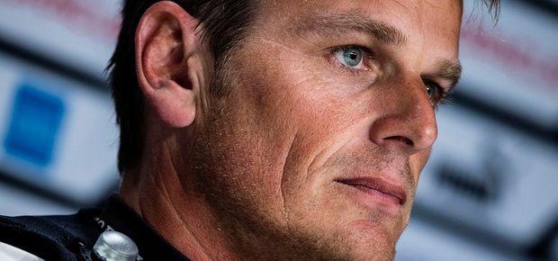 Dean Barker, ex Steuermann beim TEam New Zealand. © TNZ