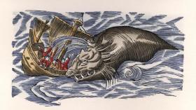 Auch im Altertum machten sie die Seefahrer so ihre Sorgen ©