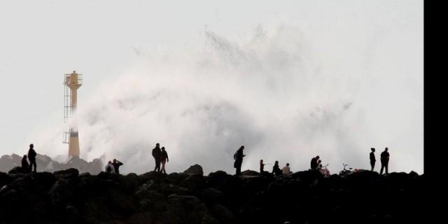Höher, aber nicht wilder als sonst © tourisme Bretagne