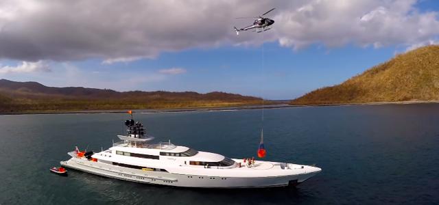 Superyacht Vanuatu
