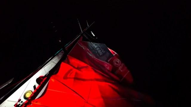 Alle Mann an Deck, der halbe Mast ist weg! © riou