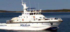Wasserpolizei Kroatien