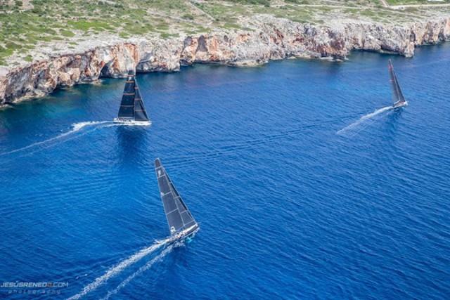 Wally, Maxi, Menorca