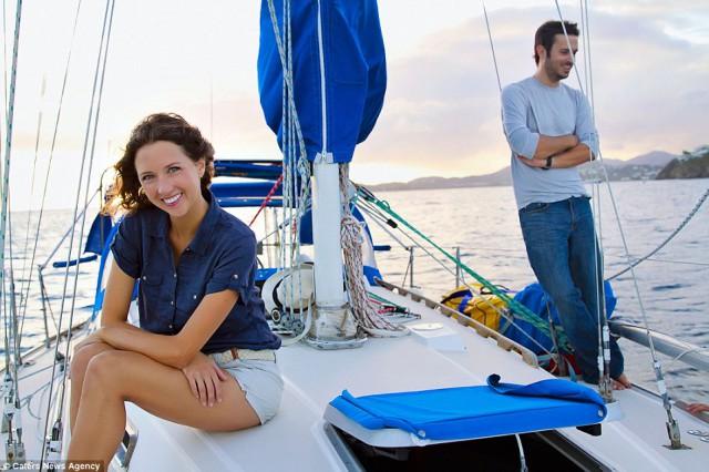 Weltumseglungen, Aussteiger, Jessica und Matt Johnson