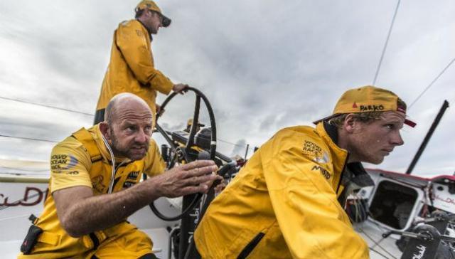 Volvo Ocean Race, Ian Walker