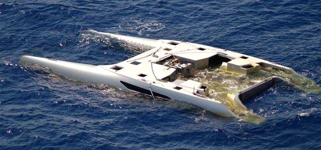 rainmaker Gunboat