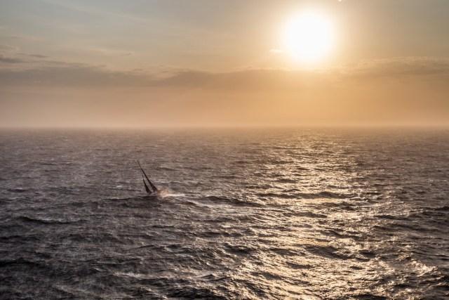 Wird das der erhoffte Etappensieg für SCA? © Ainhoa Sanchez /Volvo Ocean Race