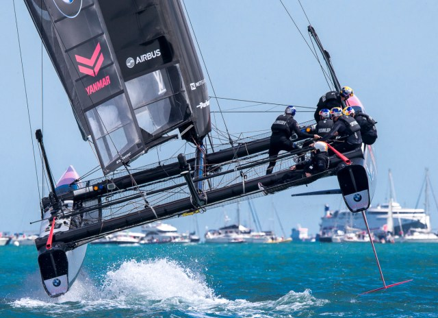 America's Cup World Series-Portsmouth