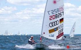 Laser, Weltmeisterschaft, Philipp Buhl