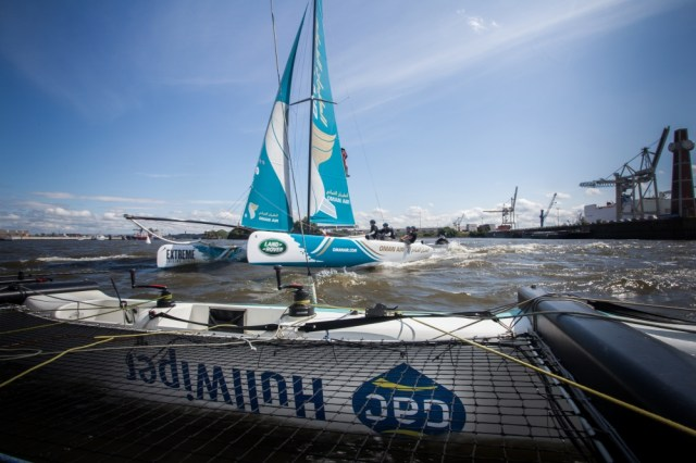 2015 Extreme Sailing Series - Act 5 - Hamburg.