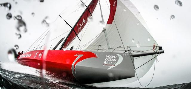 Volvo Ocean Race, Dongfeng, Caudrelier
