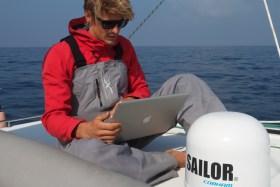 Aquapower, Florian Jung, Meeresverschmutzung