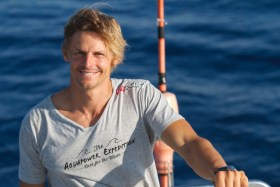 Aquapower, Expedition, Florian Jung