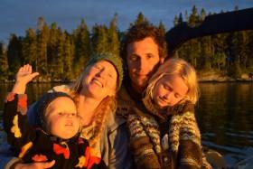 Glück, Familie, Kinder an Bord, Weltumseglung