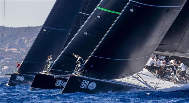 Maxi Yacht, Rolex Cup, Superyachten, Borlenghi