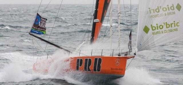 """PRB"" gewinnt das Transat Jacques Vabre 2015 © TJV"