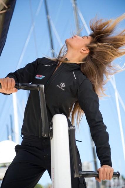 Amy Willerton Clipper Race