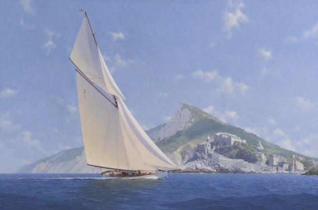 Lulworth, Big Class, Traumyacht
