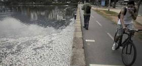 Rio Verschmutzung
