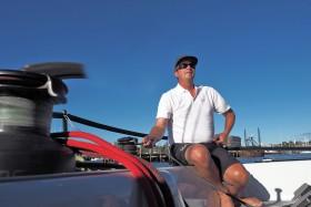 Gunboat Firmengründer Peter Johnstone © Gunboat