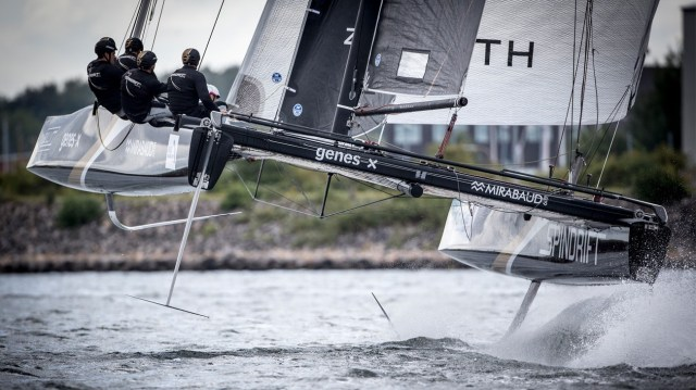 GC32 Spindrift