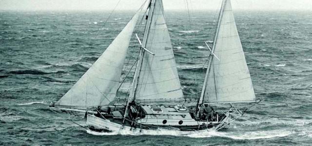 """50 Jahre nach Knox Johnstons Golden Globe Erfolg mit """"Suahili"""", soll  eine Retro-Flotte um die Welt segeln. © GoldenGlobe"""
