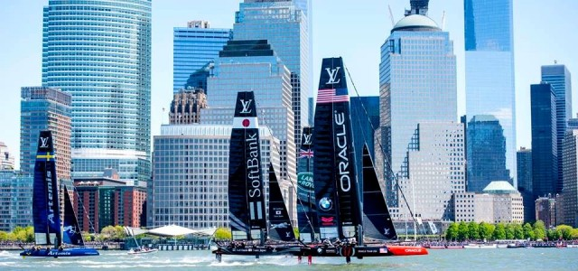 Americas Cup New York