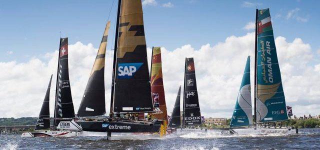 Extreme Sailing Series 2016