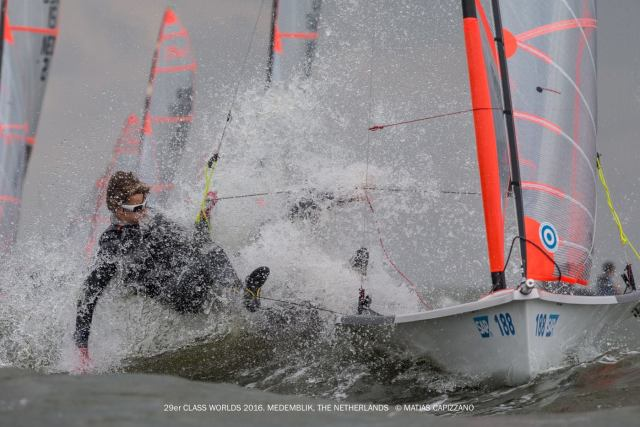 29er, Medemblik, WM